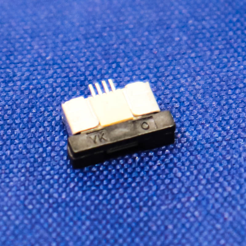 0.5mm Pitch 4 Pin FPC\FFC SMT Drawer Connector