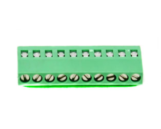 10 Pin Pluggable Screw Terminal Block