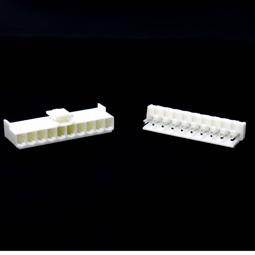 10 Pins 3.96mm JST-VH Connector With Housing