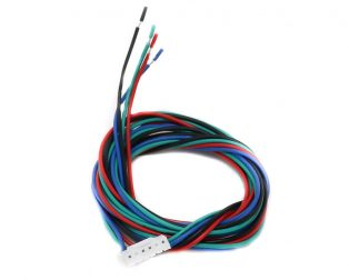 1000 mm Cable for NEMA17 Stepper Motor