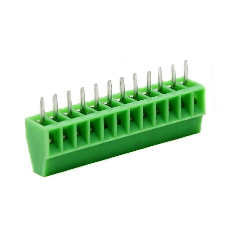 12 Pin Pluggable Screw Terminal Block