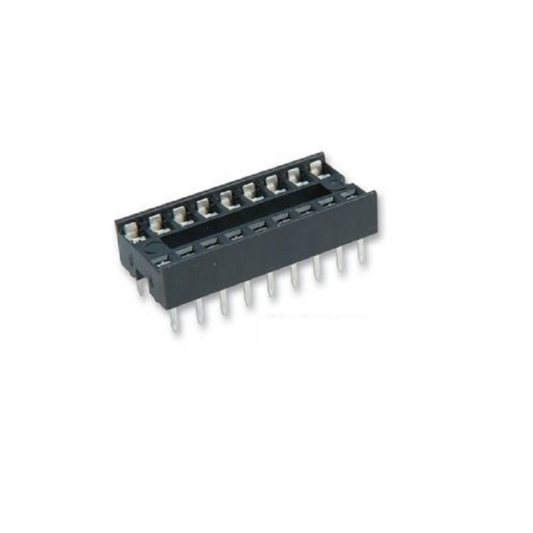 18 Pin DIP IC Socket Base Adaptor