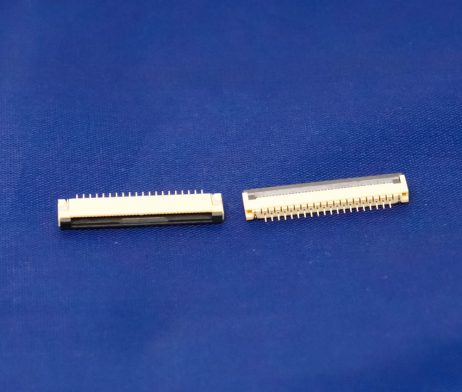 1mm Pitch 20 Pin FPC\FFC SMT Flip Connector