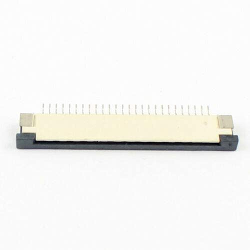 1mm Pitch 30 Pin FPC/FFC SMT Flip Connector