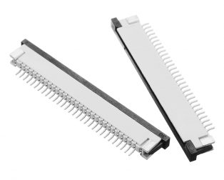 1mm Pitch 30 Pin FPC\FFC SMT Flip Connector