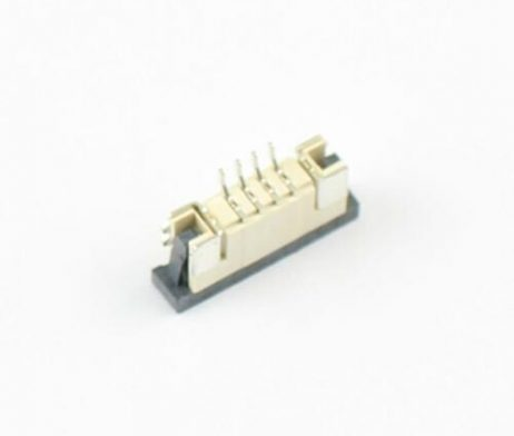 1mm Pitch 4 Pin FPC\FFC SMT Drawer Connector