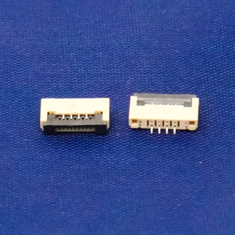 1mm Pitch 4 Pin FPC\FFC SMT Flip Connector
