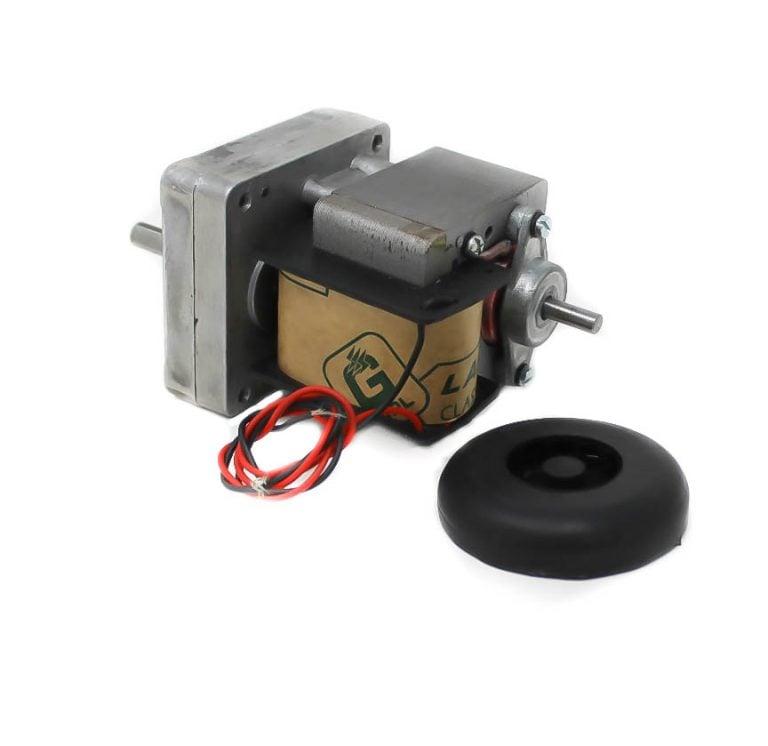 230V AC 10RPM 540N-cm Shaded pole Induction Motor