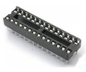 28 Pin Narrow DIP IC Socket Base Adaptor