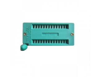 28 Pin ZIF Socket