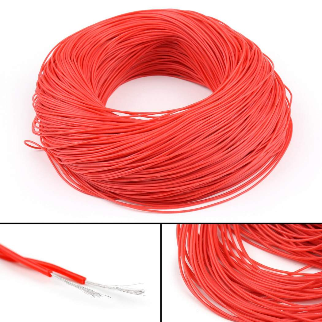 28AWG Silicone Wire Cable for RC LIPO By The Metre