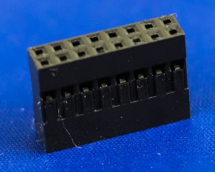 2x8 Pin Male-Female Connector