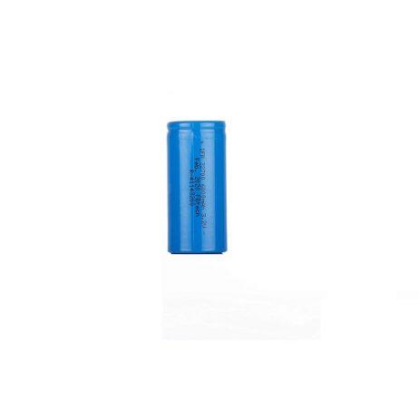 32650 3.2V Rechargeable 6000mAh LifePO4 Battery