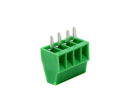 4 Pin Pluggable Screw Terminal Block