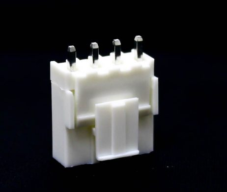 4 Pins 2.54mm JST-XH Connector