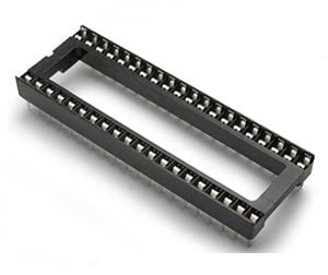 40 Pin DIP IC Socket Base Adaptor