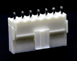 7 Pins 2.54mm JST-XH Connector With Housing