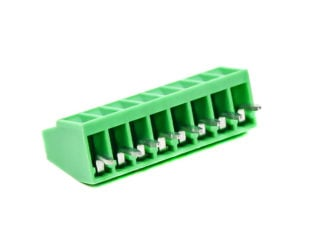 8 Pin Pluggable Screw Terminal Block