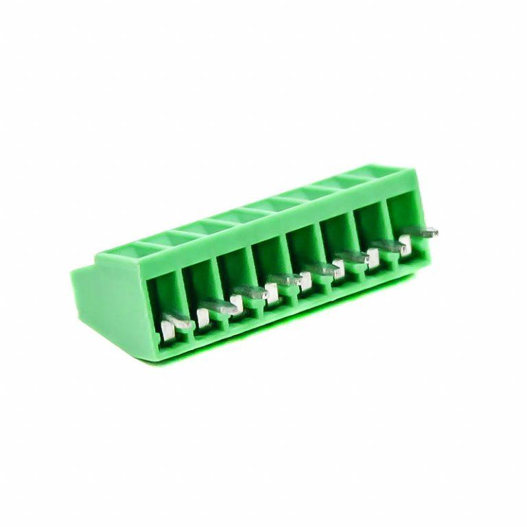 8 Pin Pluggable Screw Terminal Block