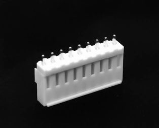 9 Pins 2.54mm JST-XH Connector With Housing