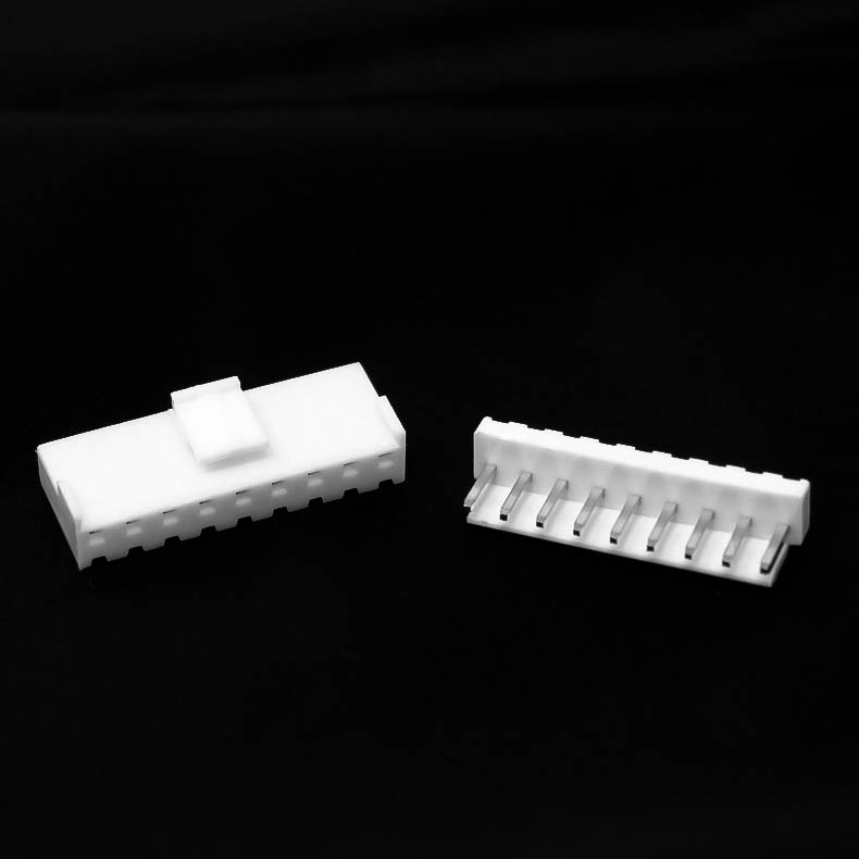 9 Pins 3.96mm JST-VH Connector With Housing