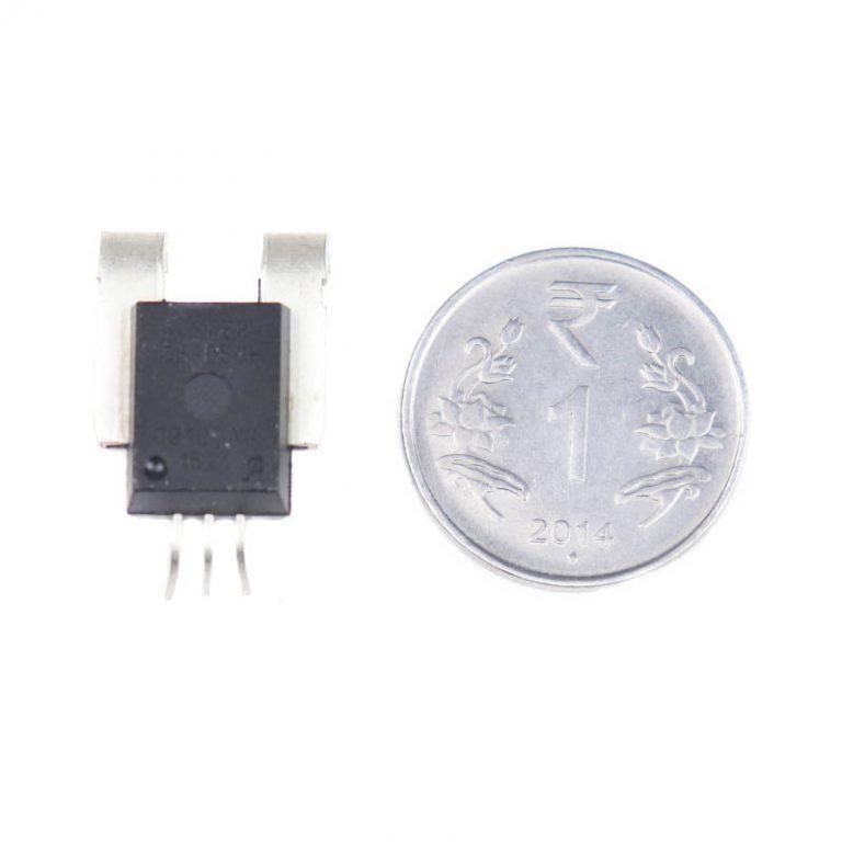 ACS758LCB-050B Hall-Effect-Based Linear Current Sensor IC