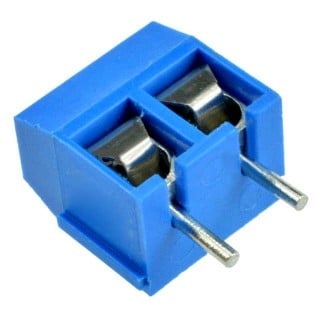 KF301 2 Pin 5.08mm Pitch Plug-in Screw Terminal Block Connector