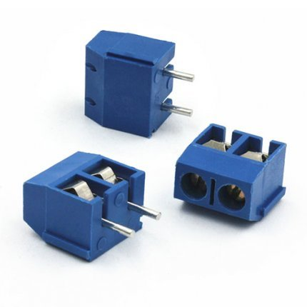 KF301 2 Pin 5.08mm Pitch Plug-in Screw Terminal Block Connector
