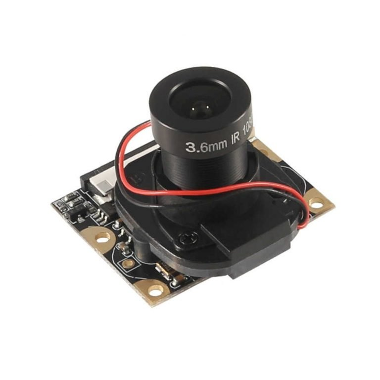 OV5647 5MP 1080P IR-Cut Camera for Raspberry Pi