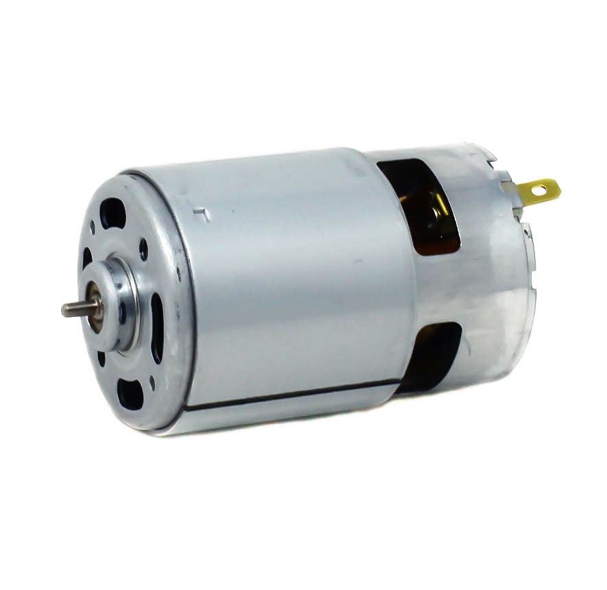 Orange RS775 12V 4500RPM Base DC Motor for DIY