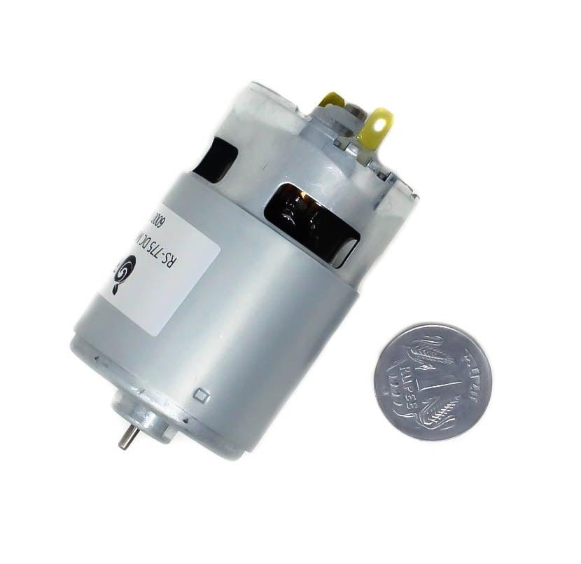 RS775 12V DC Motor