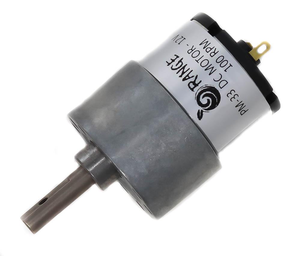 PM33 DC motor