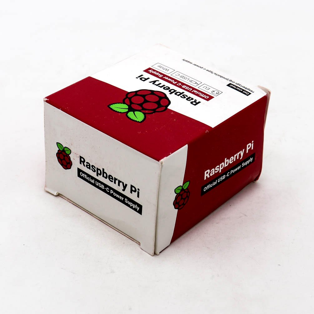 Official USB type-C 15.3W Power Supply For Raspberry Pi 4