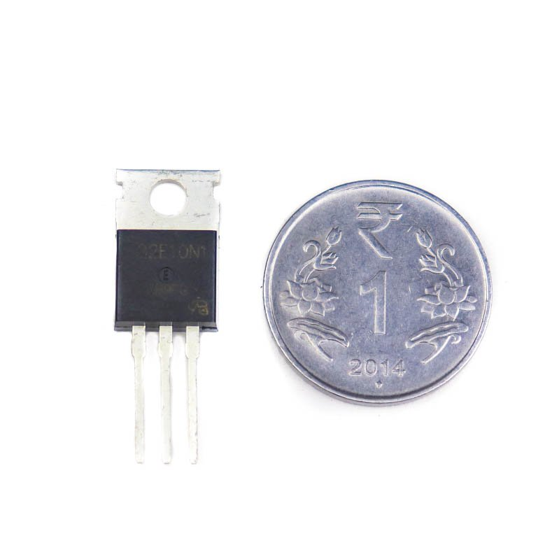 TK22E10N1 N-Channel Silicon MOSFET