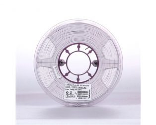 eSun PLA+ 1.75mm 3D Printing Filament 1kg-Cold White