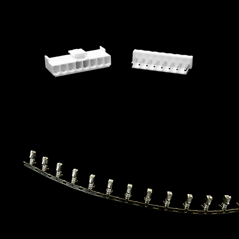 8 Pins 3.96mm JST-VH Connector With Housing