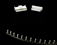 6 Pins 3.96mm Pitch JST-VH Connector With Housing