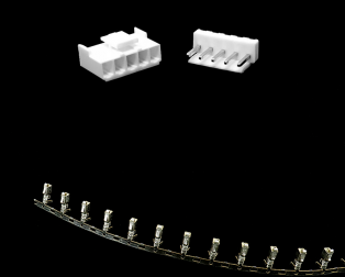 5 Pins 3.96mm Pitch JST-VH Connector With Housing