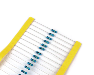 1M Ohm 0.5W Metal Film Resistor (Pack of 50)