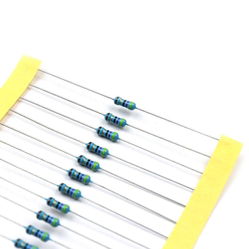 47 Ohm 1W Metal Film Resistor (Pack of 40)