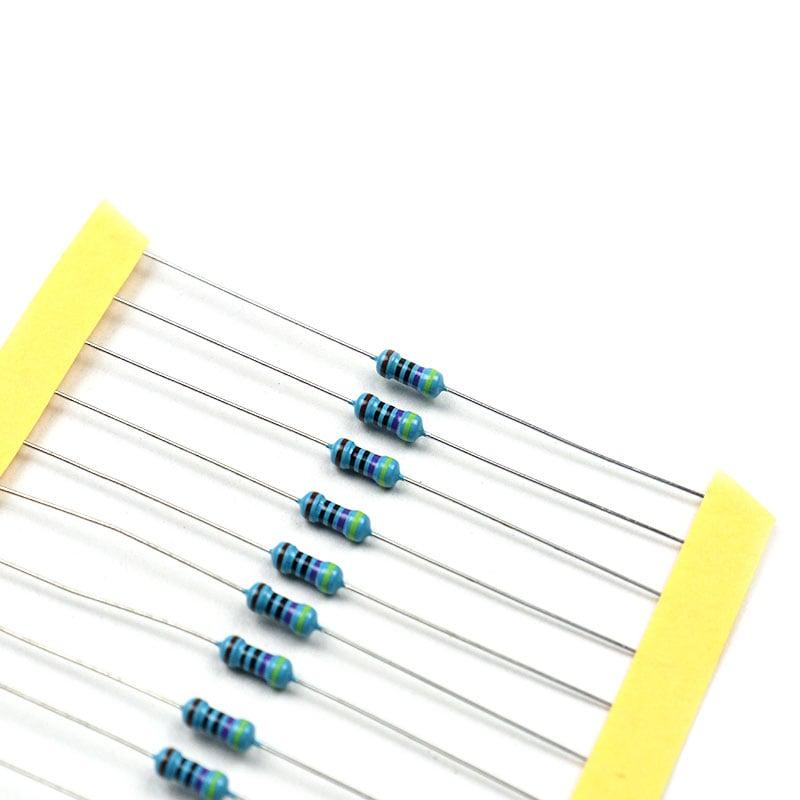 470 Ohm 1W Metal Film Resistor (Pack of 40)