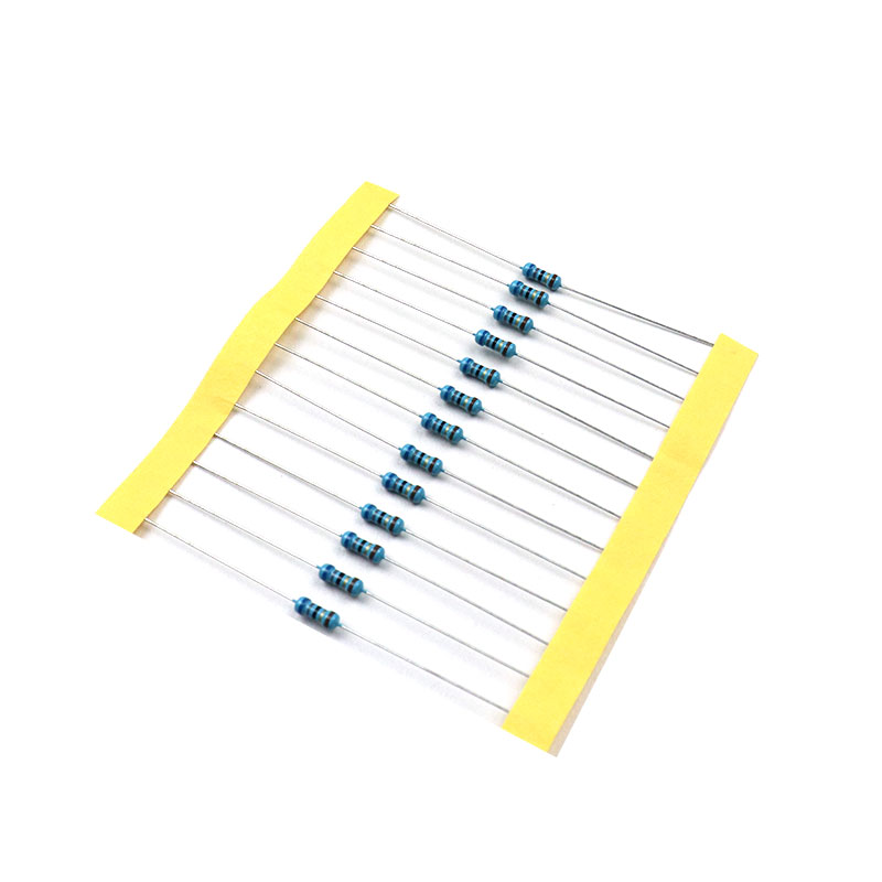 68 Ohm 0.5W Metal Film Resistor (Pack of 50)