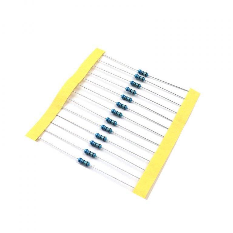 68 Ohm 0.25W Metal Film Resistor