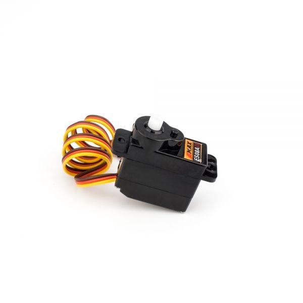 EMAX ES08A II 4.8V-6V Mini Plastic Gear Analog Servo 8.5gm for RC Model - - ROBU