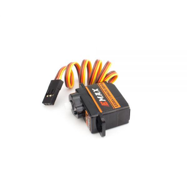 EMAX ES08A II 4.8V-6V Mini Plastic Gear Analog Servo 8.5gm for RC Model -- ROBU
