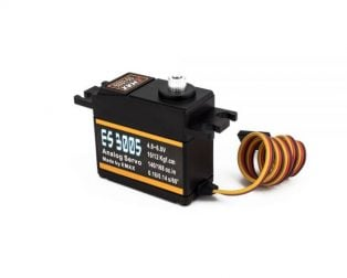EMAX ES3005 Metal Analog Servo Waterproof 42gm for RC Model - ROBU