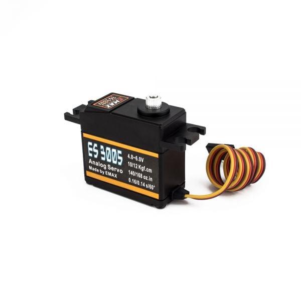 EMAX ES3005 Metal Analog Servo Waterproof 42gm for RC Model - ROBU