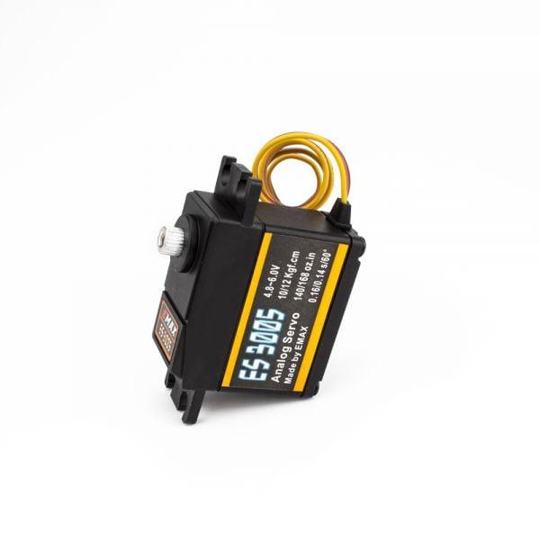 EMAX ES3005 Metal Analog Servo Waterproof 42gm for RC Model -- ROBU