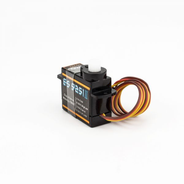 EMAX ES9251 II Plastic Micro Digital Servo 2.5gm for RC Models - - ROBU