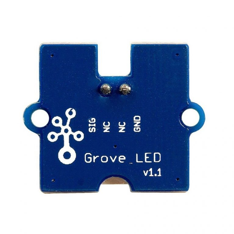 Grove - Multi Color Flash LED (5 mm)